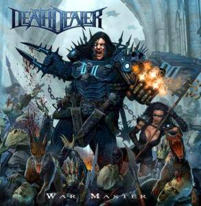 Death Dealer: War Master - Cover