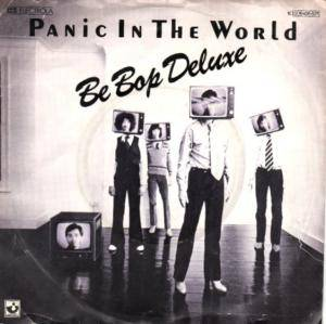Cover - Be-Bop Deluxe: Panic In The World