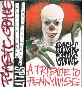 Cover - Plastic Grave: Experience Of Dying / A Tribute To Pennywise