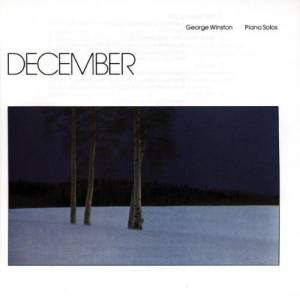 Cover - George Winston: December - Piano Solos