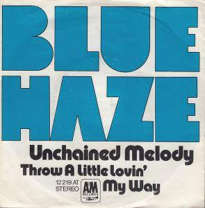 Cover - Blue Haze: Unchained Melody