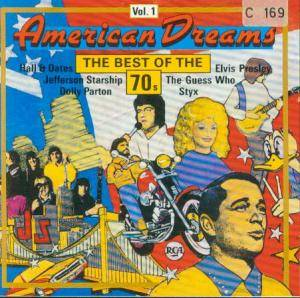 Cover - Dr. Buzzard's Original Savannah Band: American Dreams - The Best Of The 70's - Vol. 1