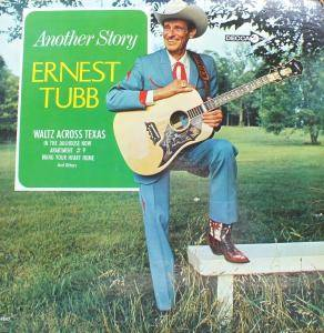 Cover - Ernest Tubb: Another Story