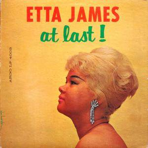 Etta James: At Last! - Cover