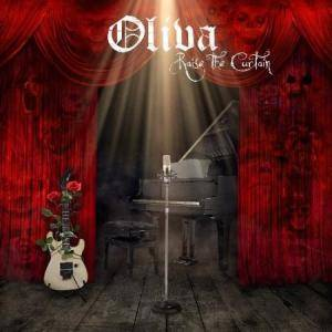 Oliva: Raise The Curtain - Cover