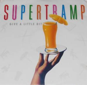 "Supertramp: Give A Little Bit (7"") - Bild 1"