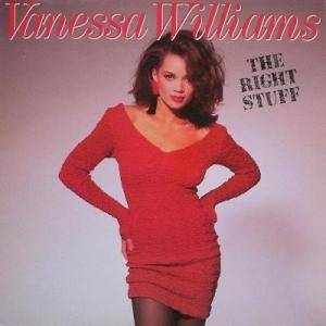 Cover - Vanessa Williams: Right Stuff, The