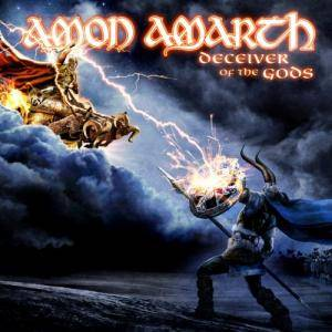 Amon Amarth: Deceiver Of The Gods (CD) - Bild 1