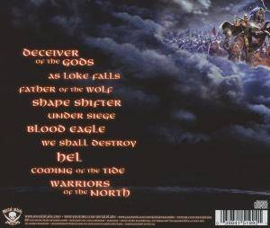 Amon Amarth: Deceiver Of The Gods (CD) - Bild 2