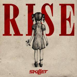 Cover - Skillet: Rise