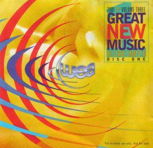 Cover - Kaci: Wea 2001 Great New Music Vol. 3