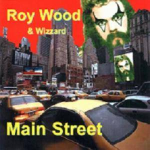 Cover - Roy Wood: Main Street