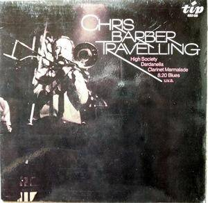 Cover - Chris Barber: Travelling
