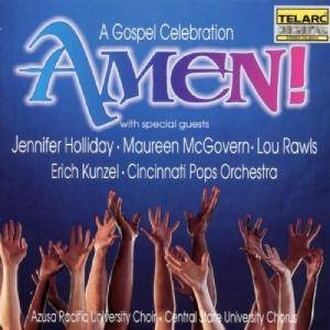 Cover - Stephen Schwartz: Erich Kunzel & Cincinnati Pops Orchestra: Amen! - A Gospel Celebration