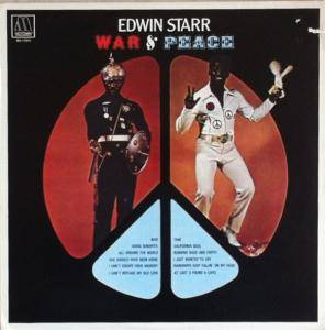Cover - Edwin Starr: War And Peace