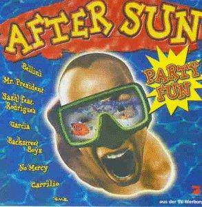 After Sun - Party Fun - Cover