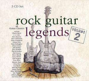 Rock Guitar Legends Volume 2 - Cover