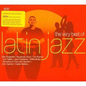 Very Best Of Latin Jazz, The - Cover