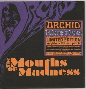 Orchid: The Mouths Of Madness (CD) - Bild 1