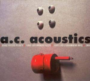 Cover - AC Acoustics: Hand Passes Plenty