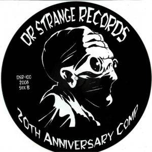 Cover - Skulls, The: Dr. Strange Records 20th Anniversary Comp