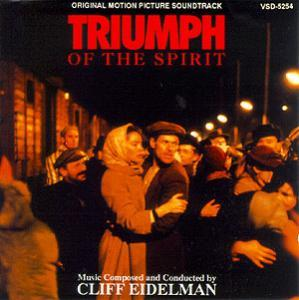 Cliff Eidelman: Triumph Of The Spirit - Cover