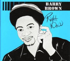 Cover - Barry Brown: Right Now