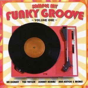 Sample My Funky Groove - Volume One - Cover