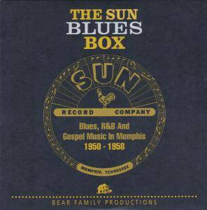 Cover - Jimmy & Walter: Sun Blues Box, The