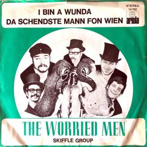 Cover - Worried Men Skiffle Group: I Bin A Wunda