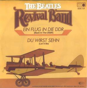 Cover - Beatles Revival Band, The: Flug In Die DDR