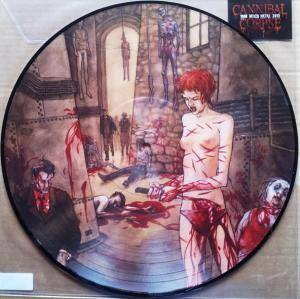 Cannibal Corpse: Gallery Of Suicide (PIC-LP) - Bild 1