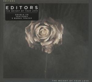 Editors: The Weight Of Your Love (CD + Mini-CD / EP) - Bild 1