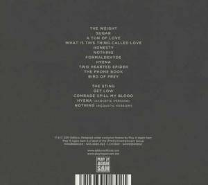 Editors: The Weight Of Your Love (CD + Mini-CD / EP) - Bild 2