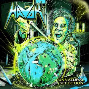 Havok: Unnatural Selection - Cover