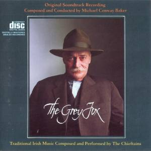 The Chieftains: Grey Fox, The - Cover