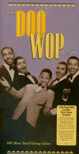 Cover - Cleftones, The: Doo Wop Box III, The