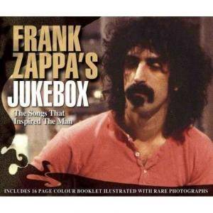 Cover - Richard Berry: Frank Zappa's Jukebox - The Songs That Inspired The Man