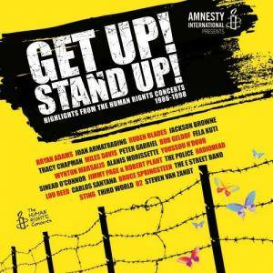 Cover - Bruce Springsteen & The E Street Band: Get Up! Stand Up! - Highlights From The Human Rights Concerts 1986-1998