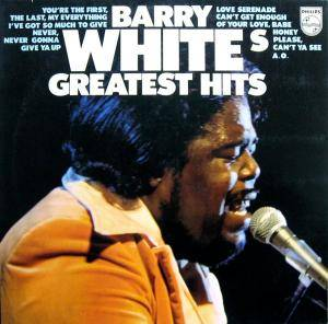 Barry White: Barry White's Greatest Hits - Cover