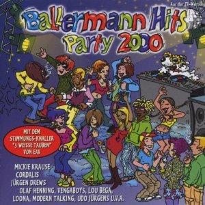 Ballermann Hits Party 2000 - Cover