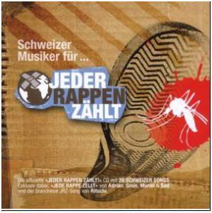 Jeder Rappen Zählt (Various 2009) - Cover