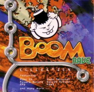 Cover - E-Max: Boom - Rave Collection