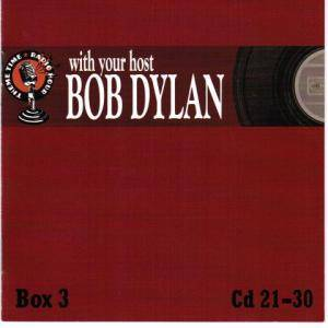 Cover - William Bell: Theme Time Radio Hour With Your Host Bob Dylan - Box 3