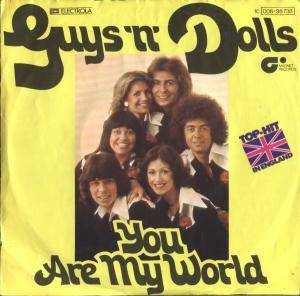 Cover - Guys 'n' Dolls: You Are My World