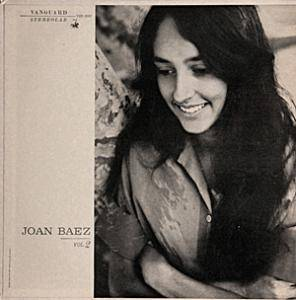 Cover - Joan Baez: Joan Baez, Vol. 2