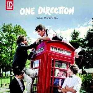 Cover - One Direction: Take Me Home