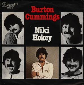 Cover - Burton Cummings: Niki Hokey