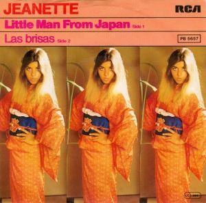 Cover - Jeanette: Little Man From Japan