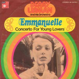 Berry Lipman Orchestra: Emmanuelle - Cover